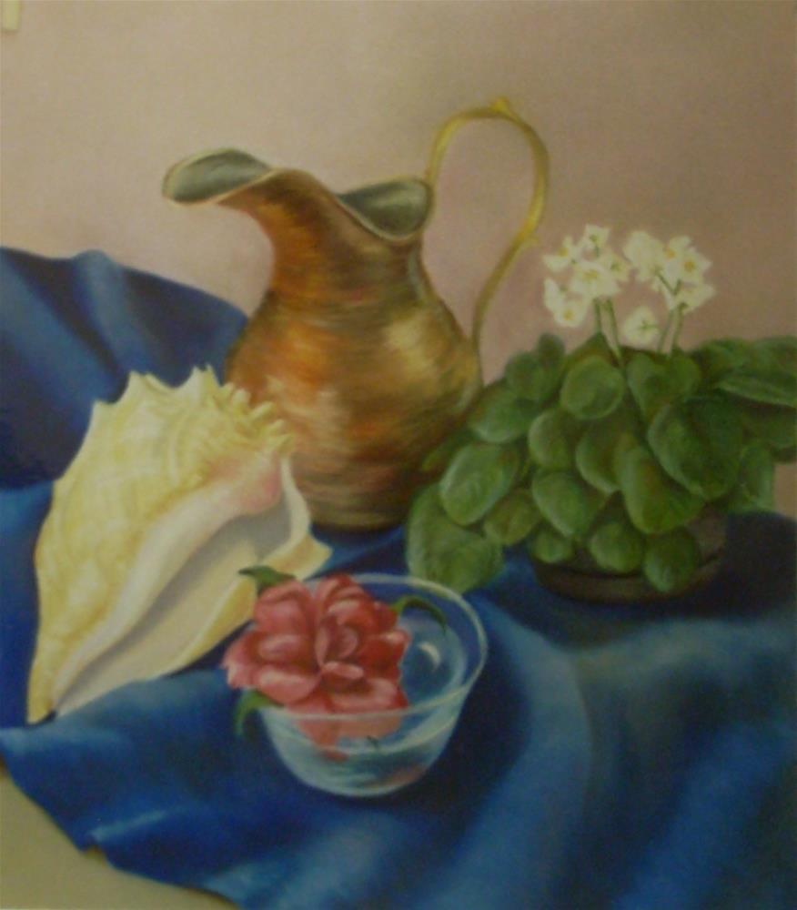 """Mother's Day"" original fine art by Karen Collins"