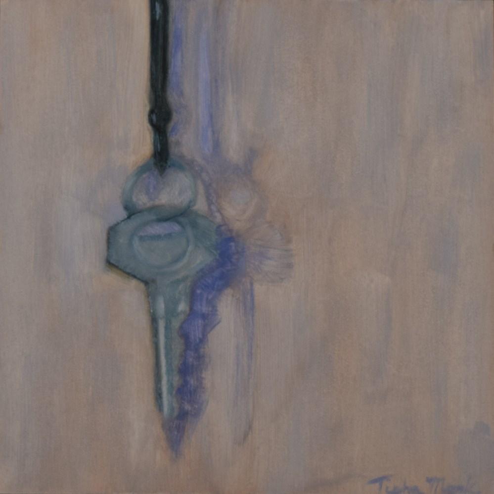 """""""Shadowy Key"""" original fine art by Tisha Mark"""