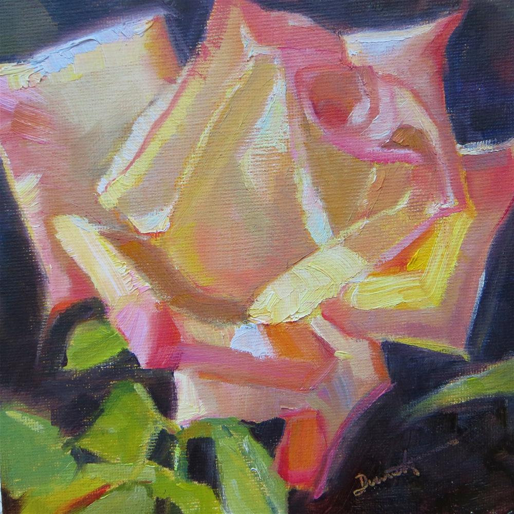 """Petite Petals"" original fine art by Scarlet Owl Studio"