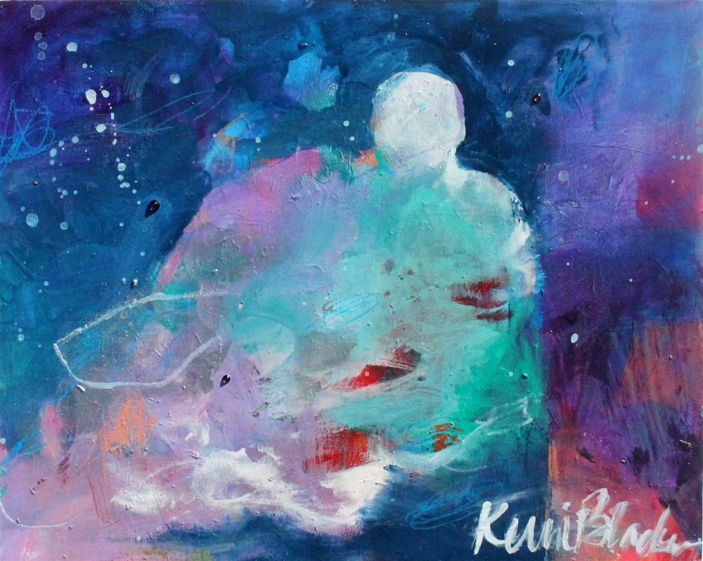 """Wind Spirit"" original fine art by Kerri Blackman"