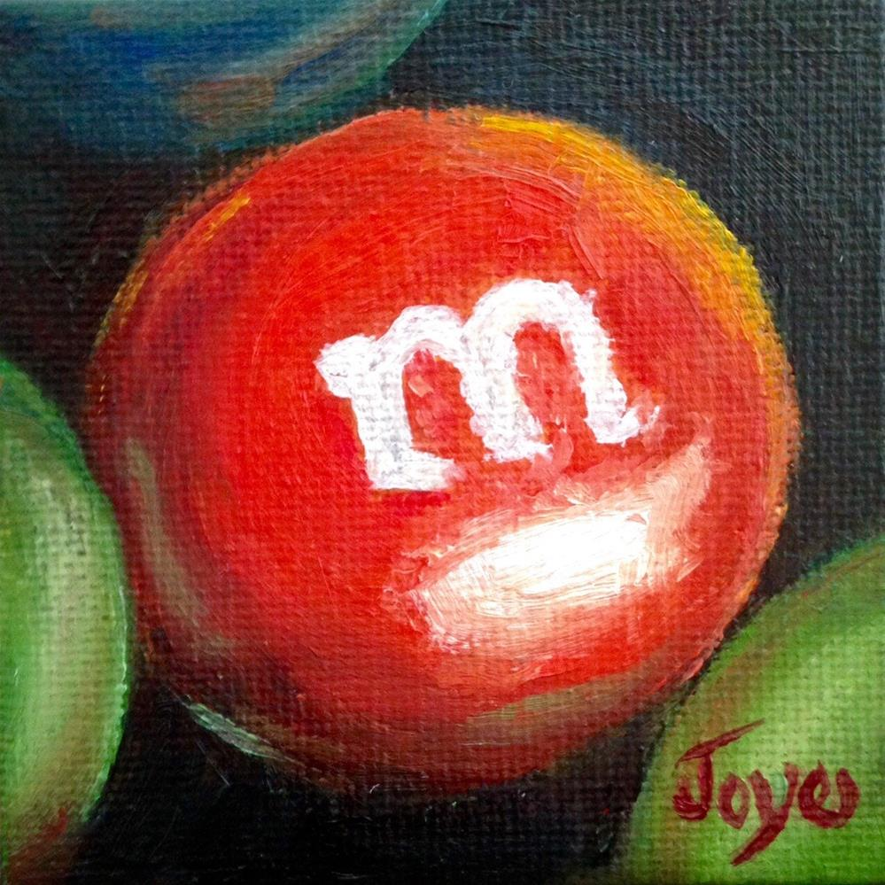 """Sweet Tooth by Joye DeGoede"" original fine art by Joye DeGoede"