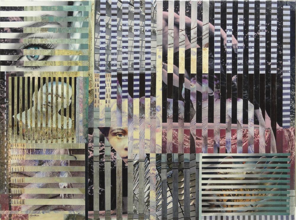 """Internal Monologue"" original fine art by Cynthia Frigon"