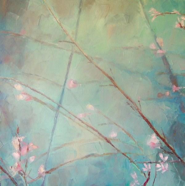 """Untitled"" original fine art by Nava Judith"
