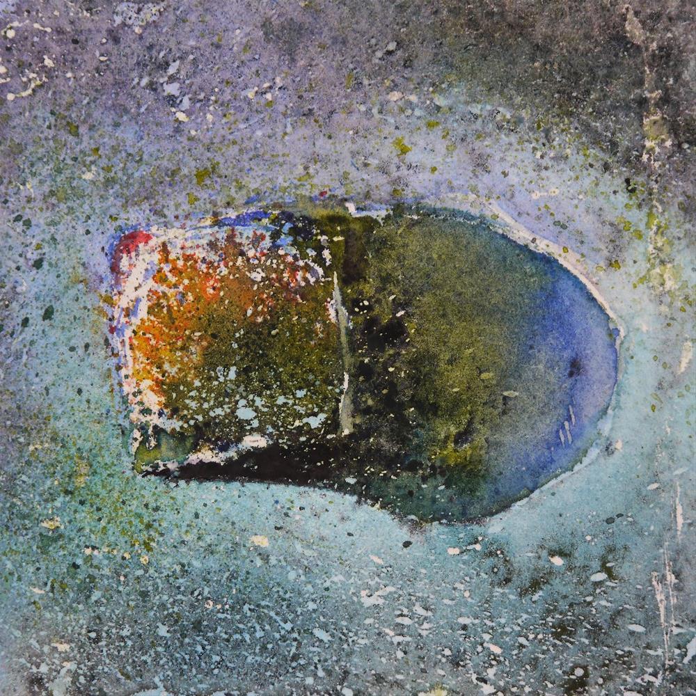 """rusty_9"" original fine art by Beata Musial-Tomaszewska"