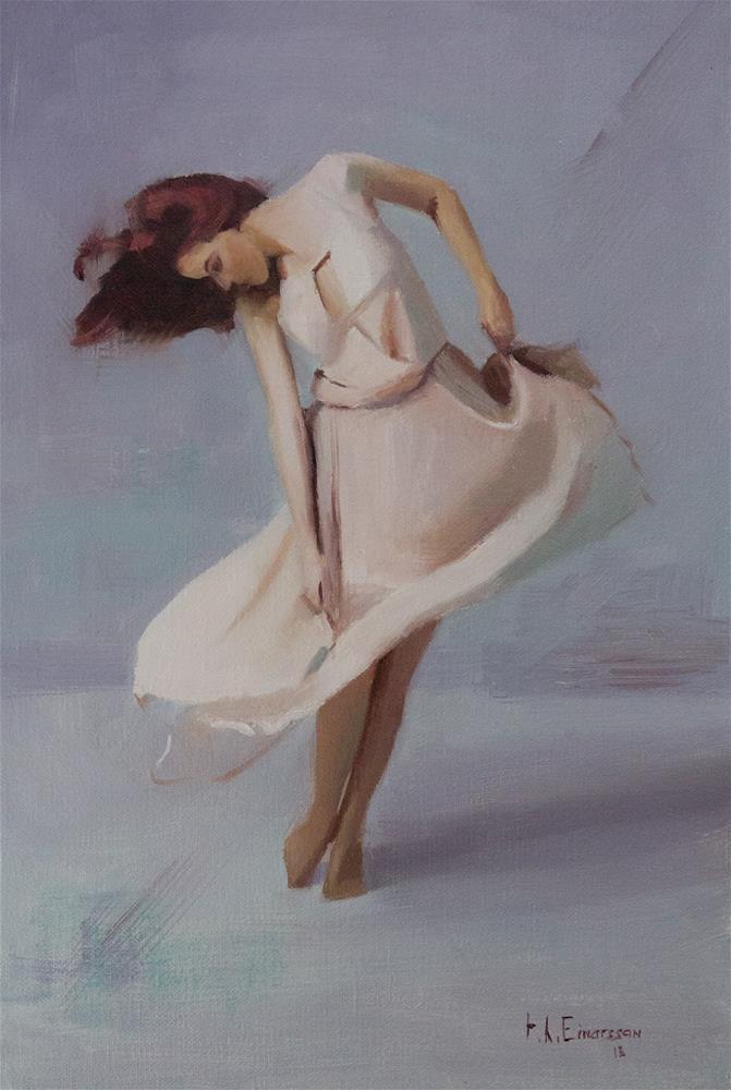 """Figure"" original fine art by Thorgrimur Andri Einarsson"