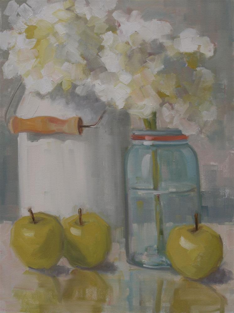 """""""thankful"""" original fine art by Carol Carmichael"""