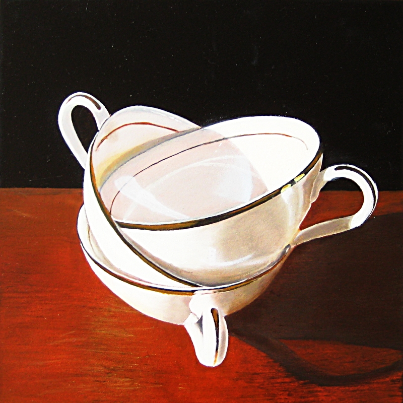 """My cup runneth over"" original fine art by Alex Zonis"