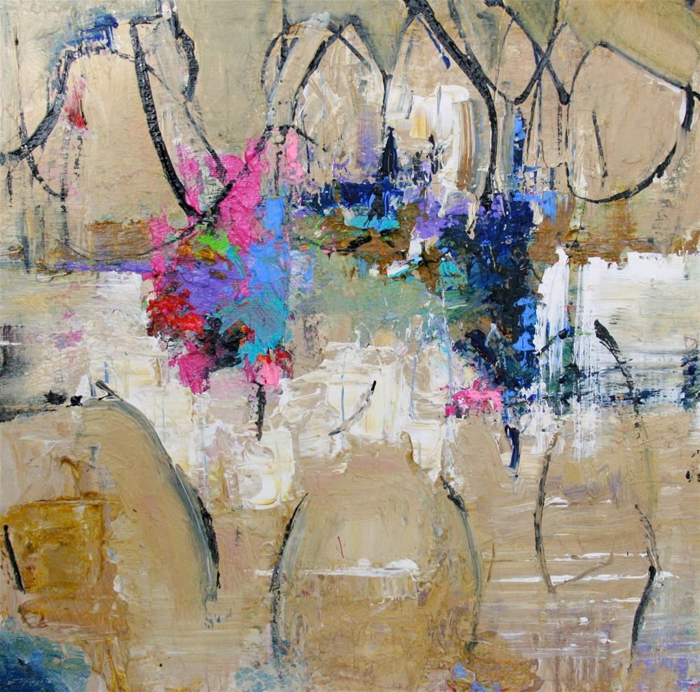 """Waltz Eight"" original fine art by Elizabeth Chapman"