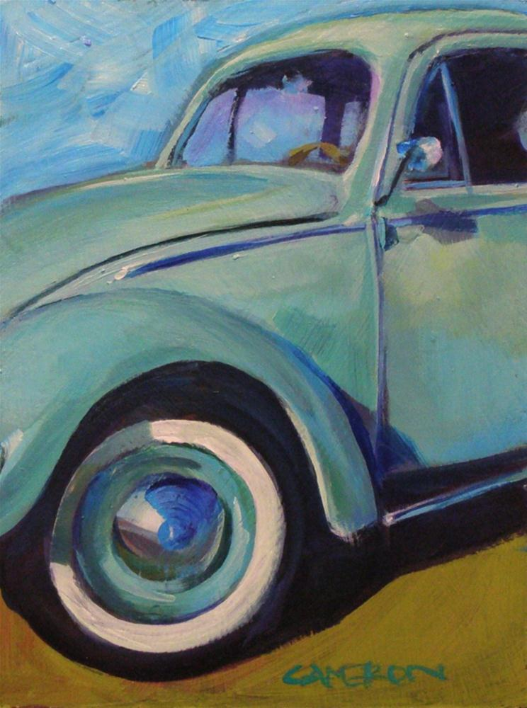 """WHITEWALLS"" original fine art by Brian Cameron"