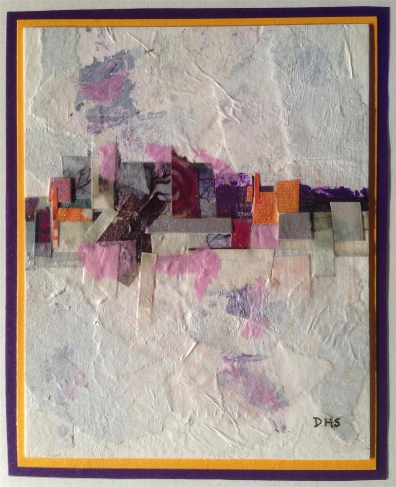 """Amethyst for Chloe"" original fine art by Dotty  Seiter"
