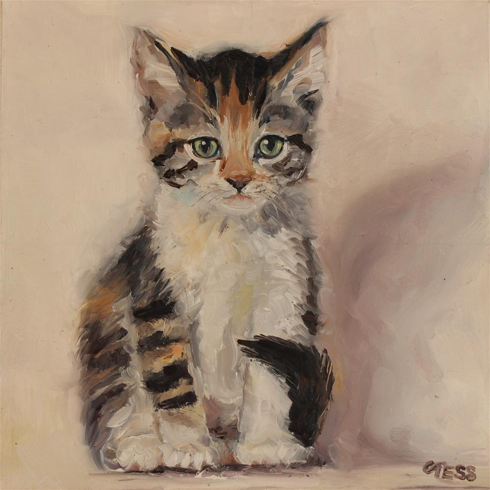 """""""It's Me That You Need- Elton John"""" original fine art by Tess Lehman"""