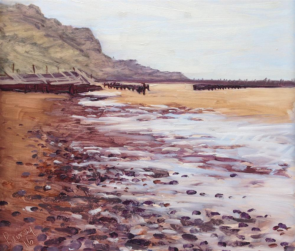 """Overstrand #5"" original fine art by Tanya Pawsey"