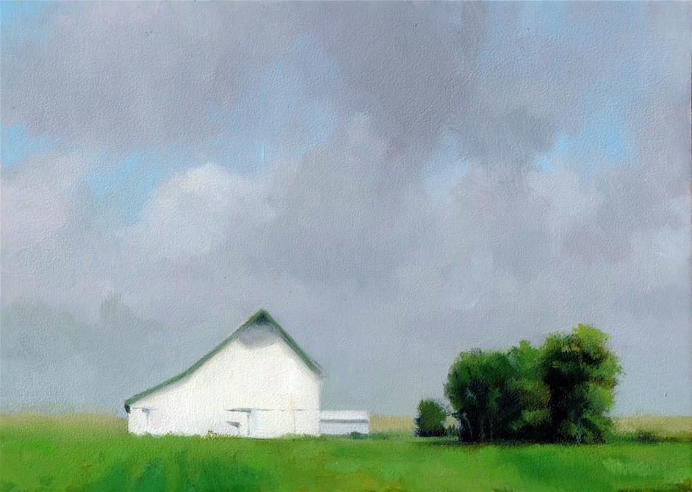 """""""DAILY DIAPER #262 Ohio Country"""" original fine art by Brian Burt"""