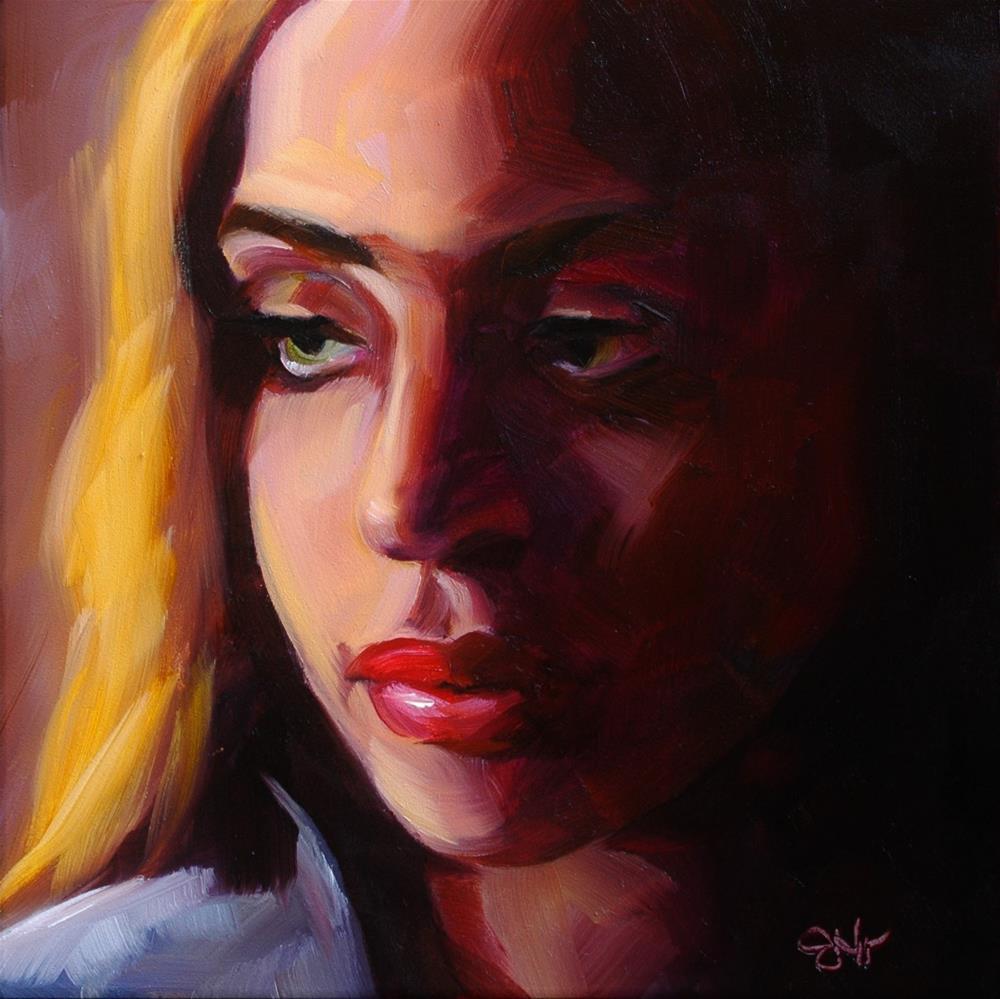"""Illumination"" original fine art by Janette Harter"