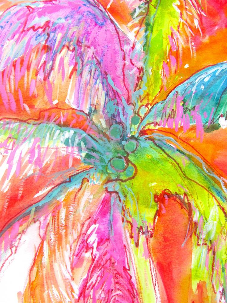 """Heat"" original fine art by Patricia MacDonald"