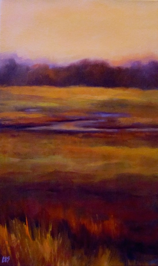 """Becoming"" original fine art by ~ces~ Christine E. S. Code"