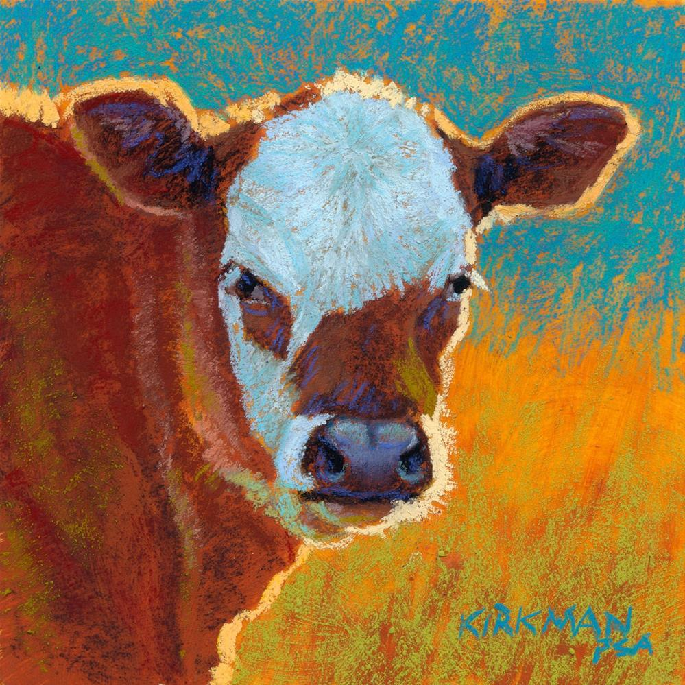 """Chili"" original fine art by Rita Kirkman"