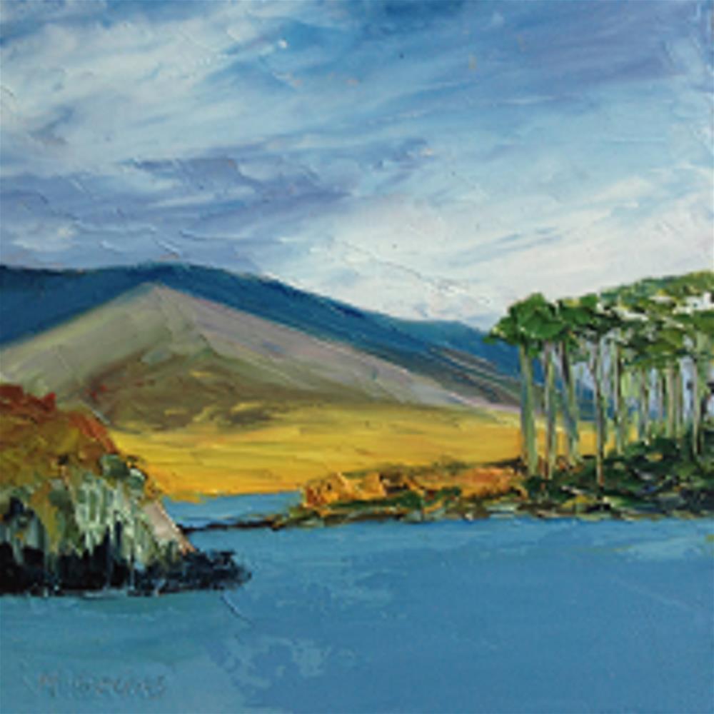 """""""Connemara #1"""" original fine art by Marie O' Higgins"""