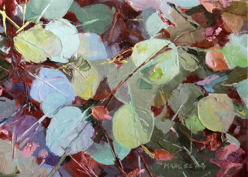 """A Cool Bunch"" original fine art by Cynthia Mahlberg"