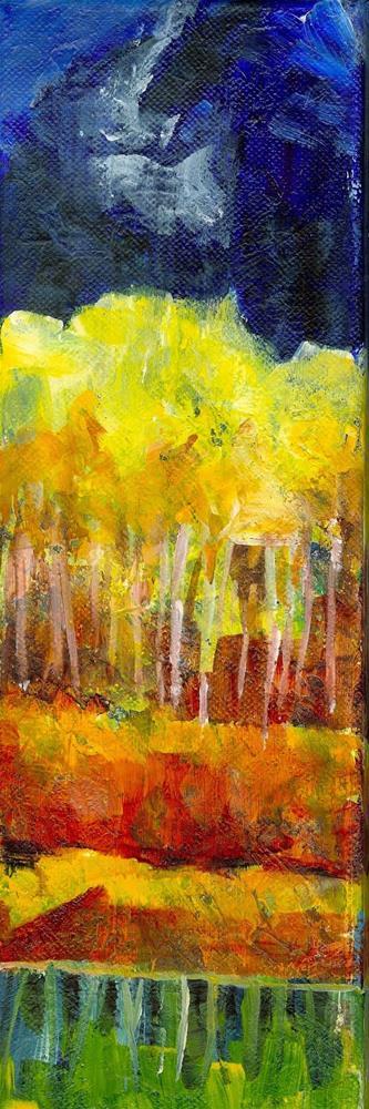 """Glorious Season"" original fine art by Reveille Kennedy"