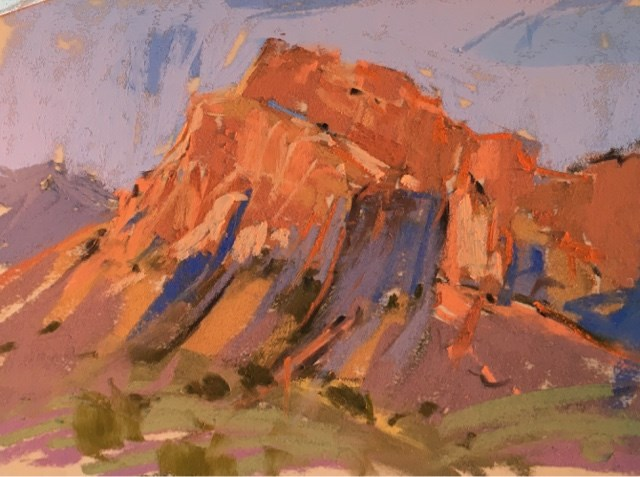 """Plein Air Convention Report...day two"" original fine art by Karen Margulis"