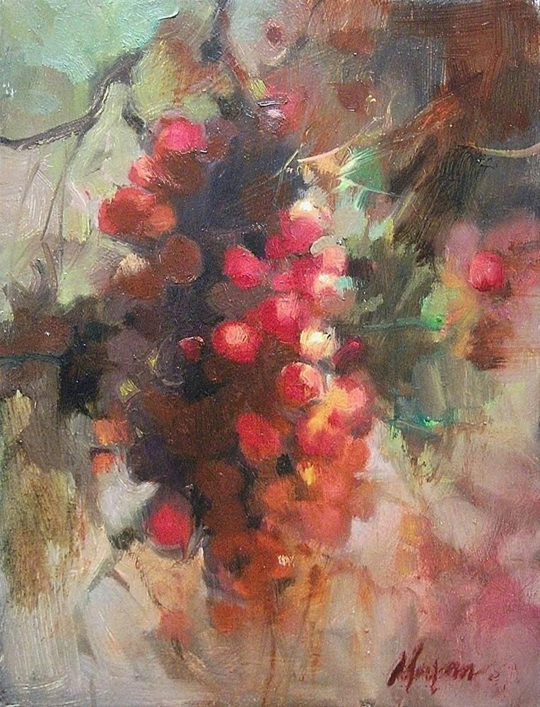 """""""A Good Year"""" original fine art by Mary Maxam"""
