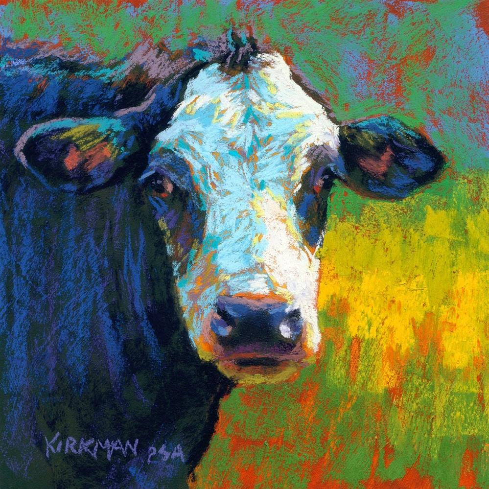 """Rocket"" original fine art by Rita Kirkman"