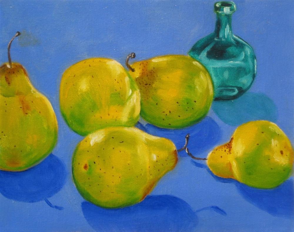 """""""Impostor!"""" original fine art by Patricia Murray"""