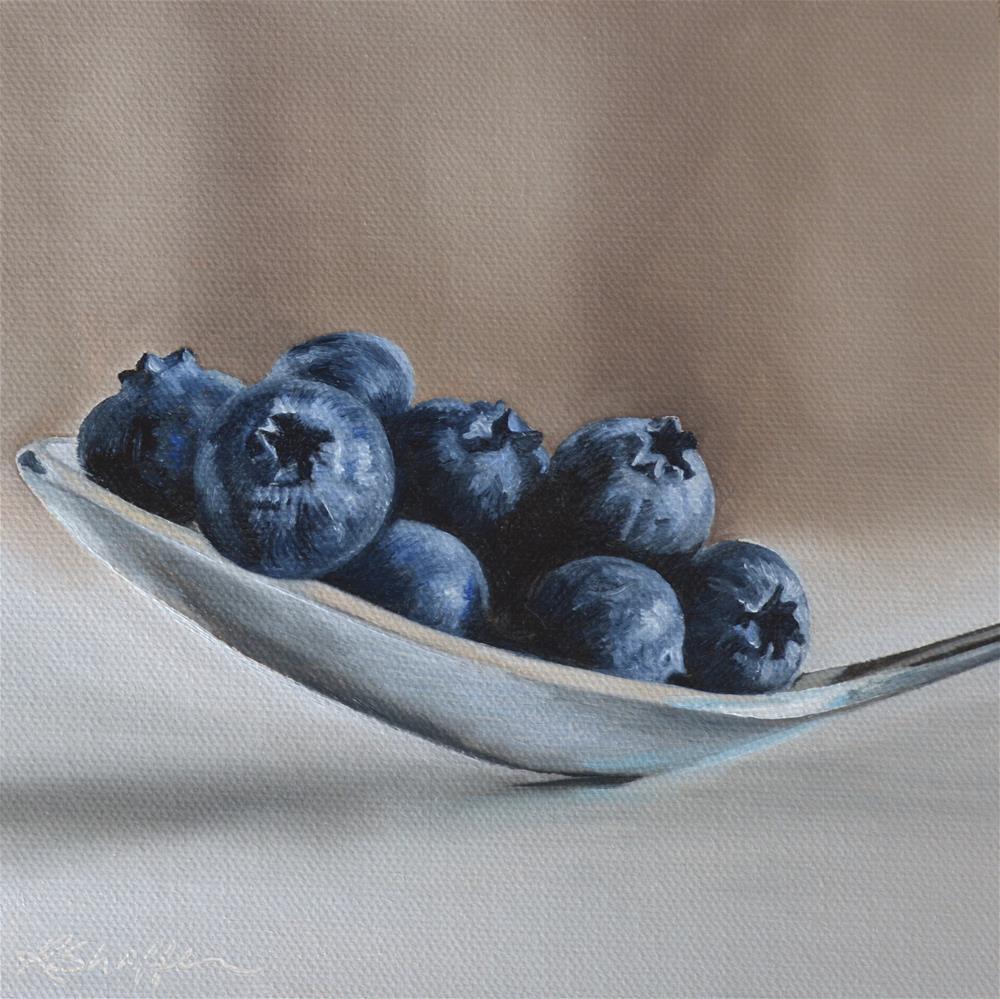 """Natural Medicine"" original fine art by Renay Shaffer"
