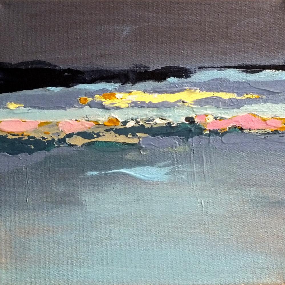 """Landscape 171"" original fine art by Ewa Kunicka"