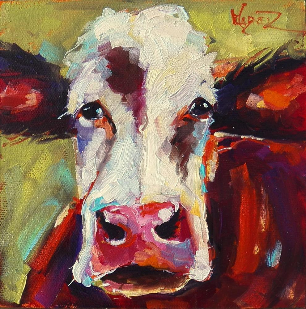"""30 in September - Painting #2"" original fine art by Olga Wagner"