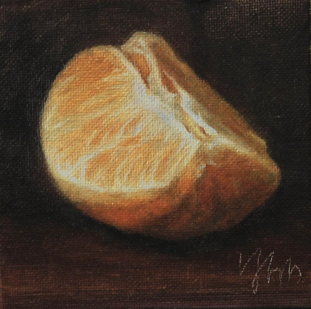 """Fruit"" original fine art by Yuehua He"