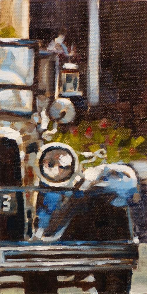 """Classic Lines"" original fine art by Rita Kirkman"