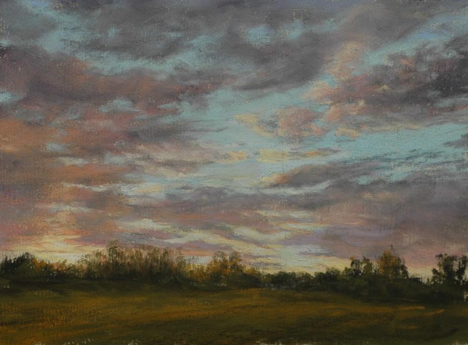 """""""The Creator's Glory"""" original fine art by Susan Klabak"""