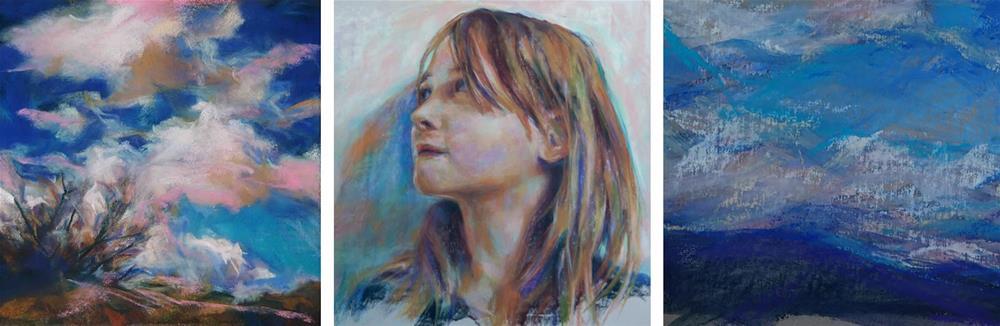 """WORKSHOPS AT FULLER LODGE ART CENTER by Susan Roden"" original fine art by Susan Roden"