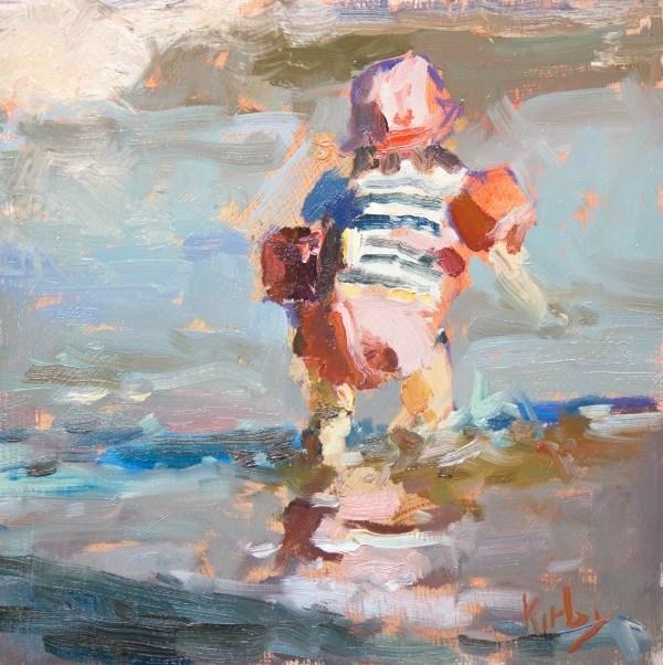 """Floats On"" original fine art by Randall Cogburn"