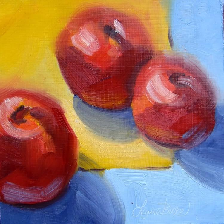 """The Primarys - 81"" original fine art by Laura  Buxo"
