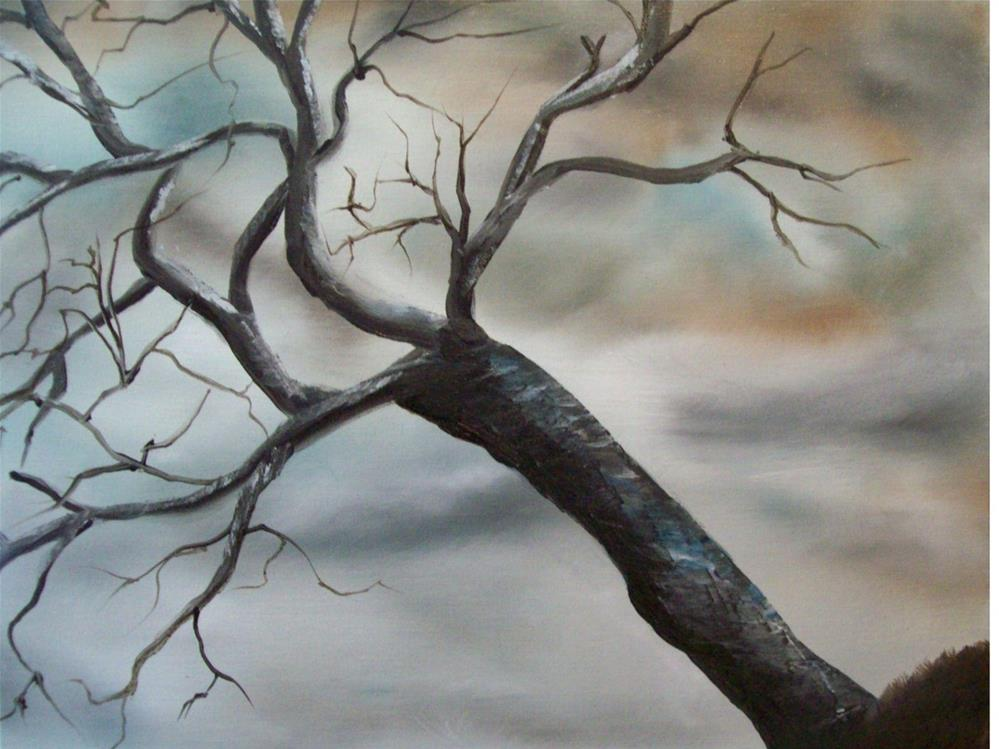 """Tree"" original fine art by Daniel Varney"