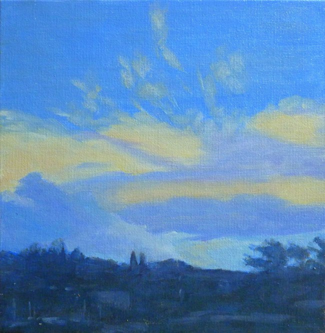 """Waimea Sunset"" original fine art by Stan Chraminski"
