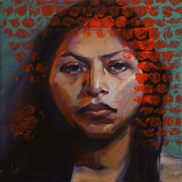 """Sequence"" original fine art by John Larriva"