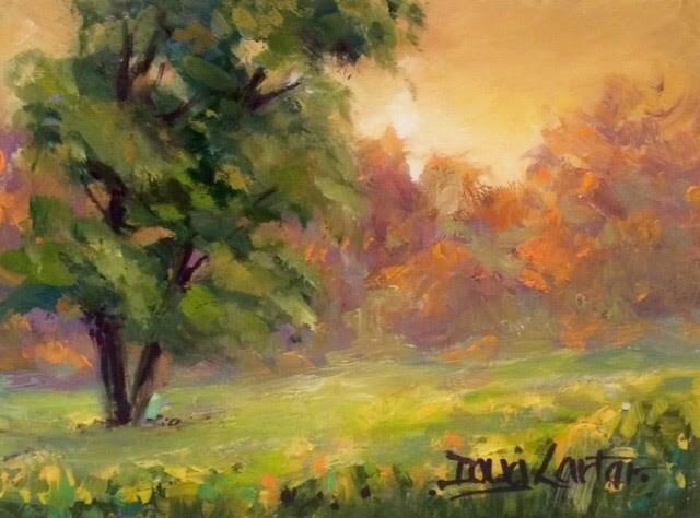 """WAY"" original fine art by Doug Carter"