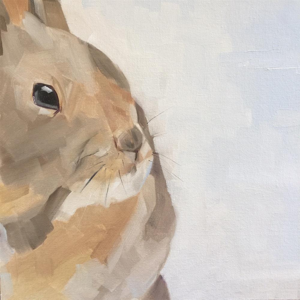 """310 Pretty Pygmy"" original fine art by Jenny Doh"