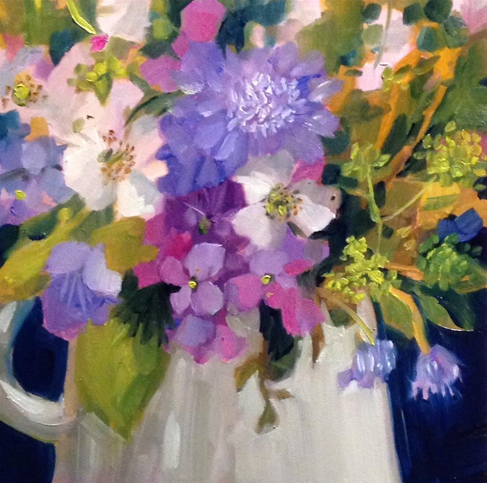 """Victoria"" original fine art by Libby Anderson"