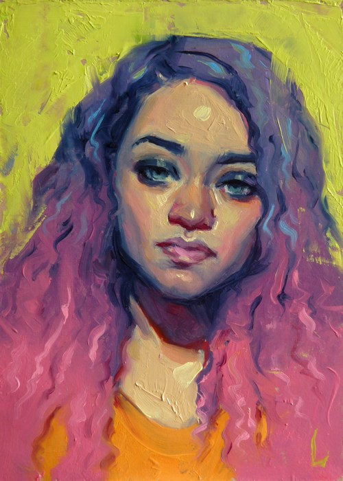 """Prism"" original fine art by John Larriva"