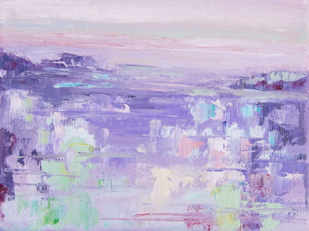 """Namibia Impressions 8 - Sea Fog"" original fine art by Marion Hedger"