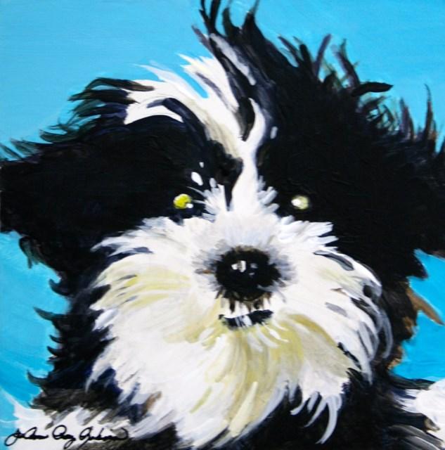"""Sadie"" original fine art by JoAnne Perez Robinson"