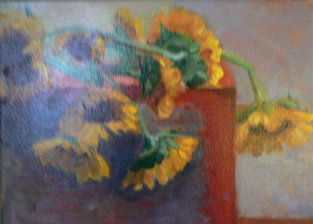 """Untitled"" original fine art by Carol Josefiak"