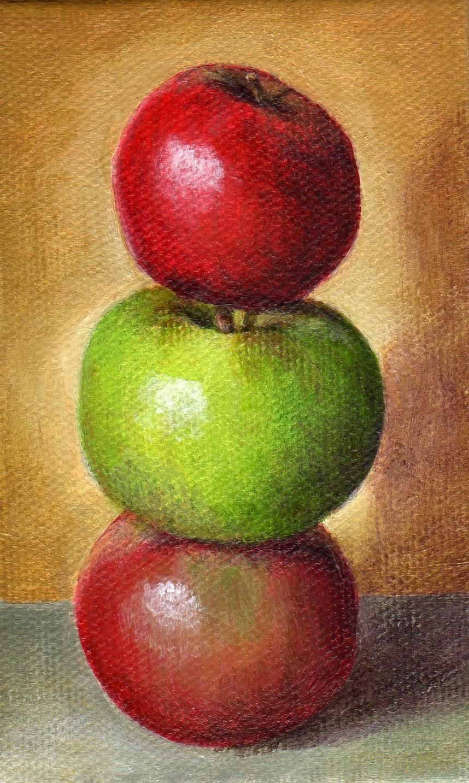 """Finding Balance"" original fine art by Debbie Shirley"