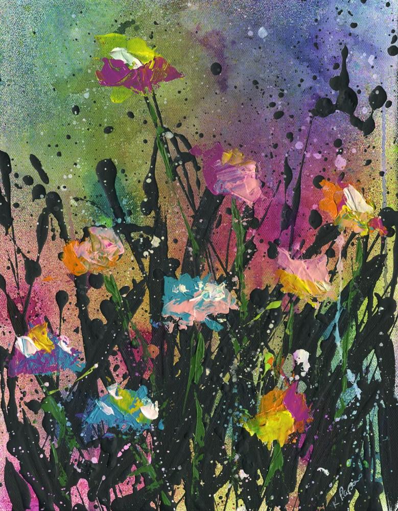 """Abundance"" original fine art by Kali Parsons"