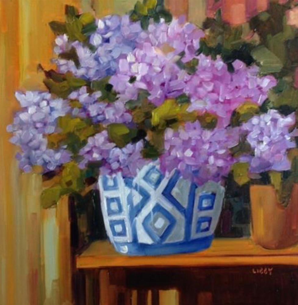 """Favorite"" original fine art by Libby Anderson"